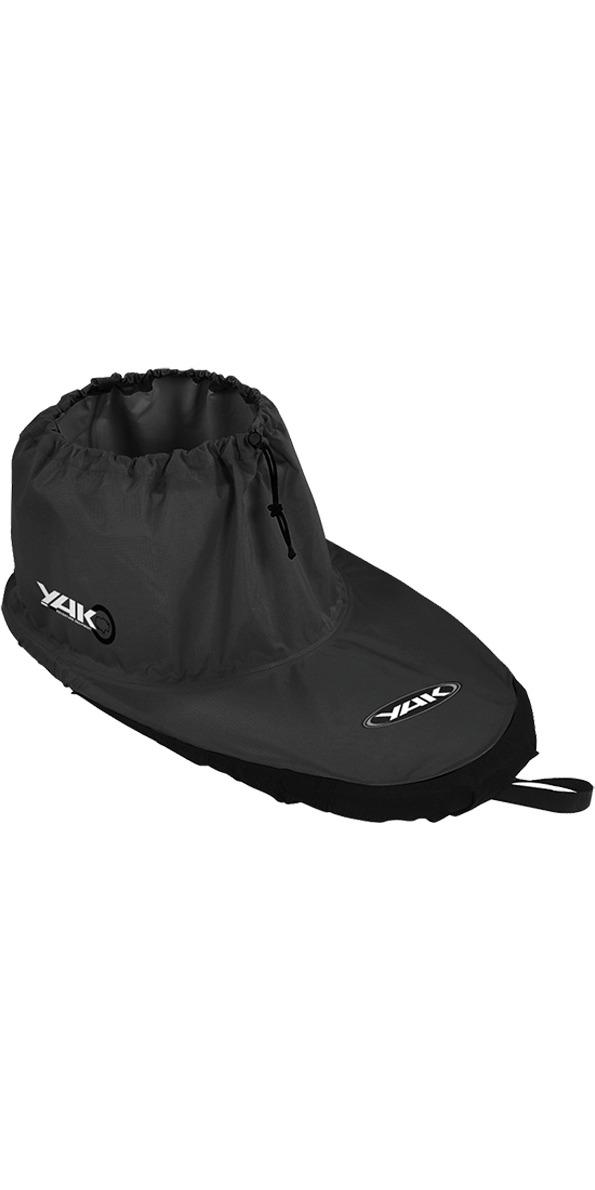 2019 Yak Kayak Kyu Fabric Deck Black 6167