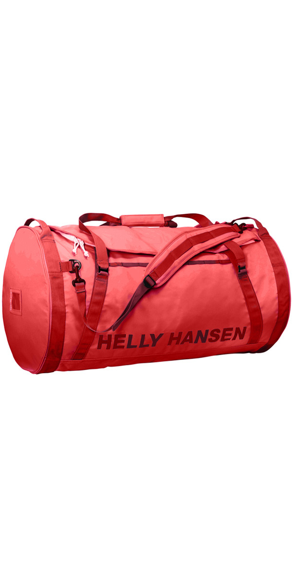 85463fe05ca 2019 Helly Hansen Hh 30L Duffel Bag 2 Goji Berry 68006 - Holdall - Luggage  Dry Bags - by Helly | Wetsuit Outlet