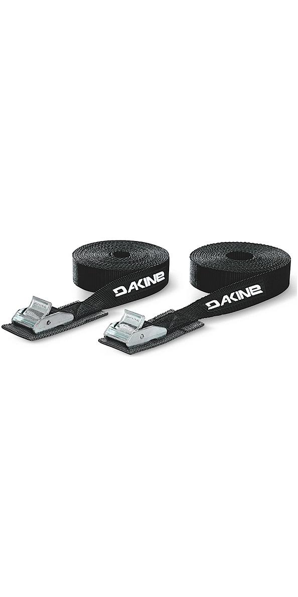 Dakine 12' 3.6m Tie Down Straps BLACK 08840550
