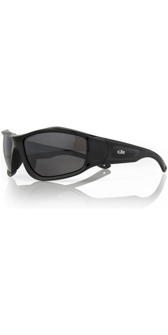 Gill Sense Bifocal Sunglasses BLACK 9663 Bifocal Strength - +2.50 dTVReFQQ