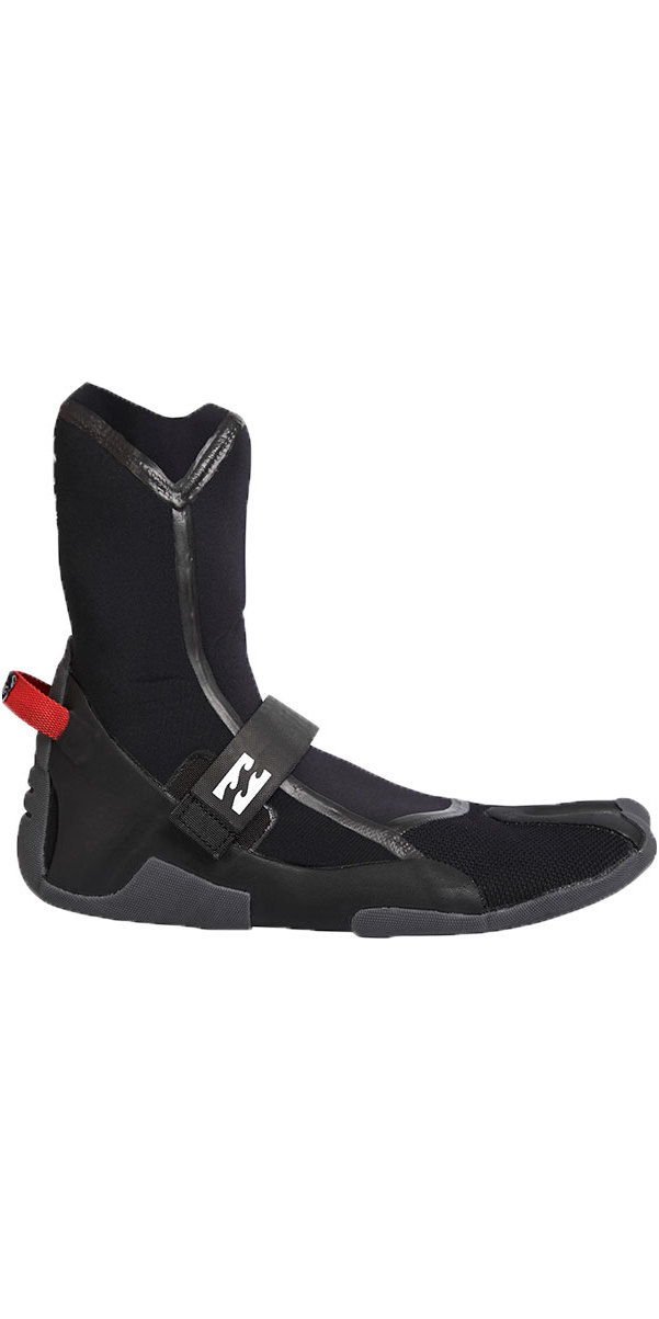 2018 Billabong Furnace Carbon X 7mm Split Toe Neoprene Boot F4BT13