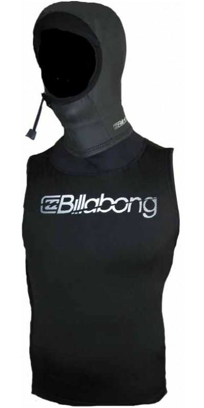 Billabong Furnace Thermo Hooded Vest AP4Y05 M ONLY LAST ONES