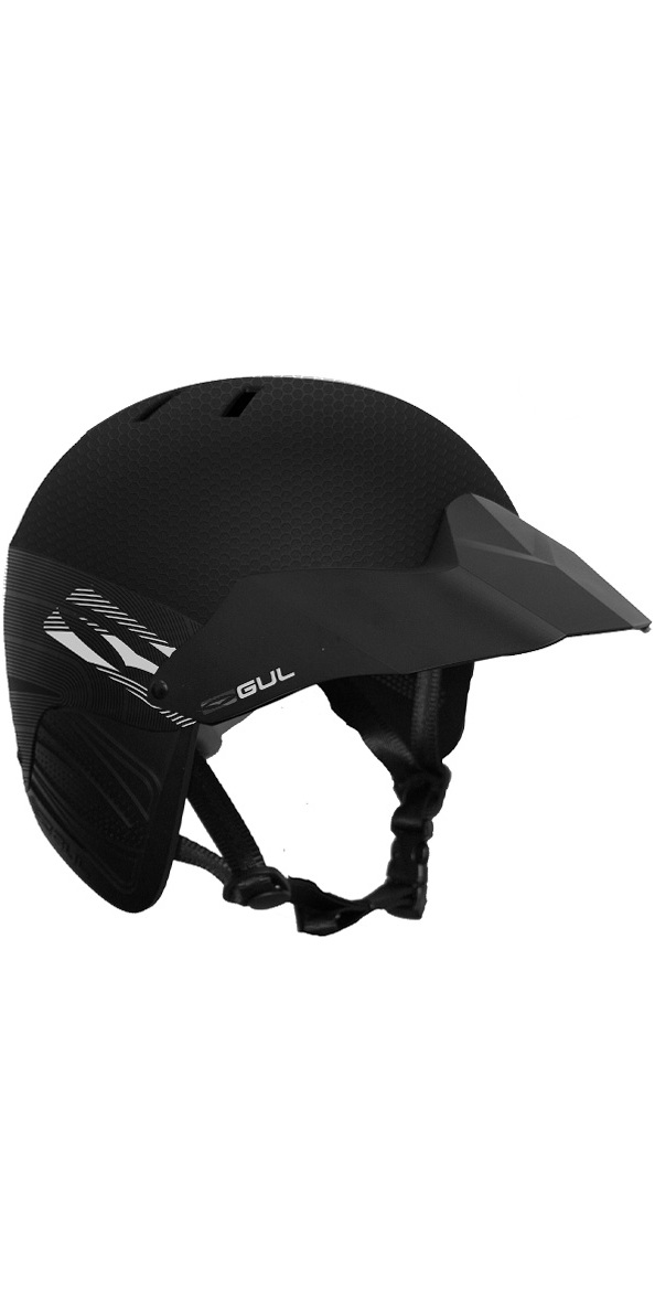2019 Gul Elite Watersports Helmet Black AC0127-B5
