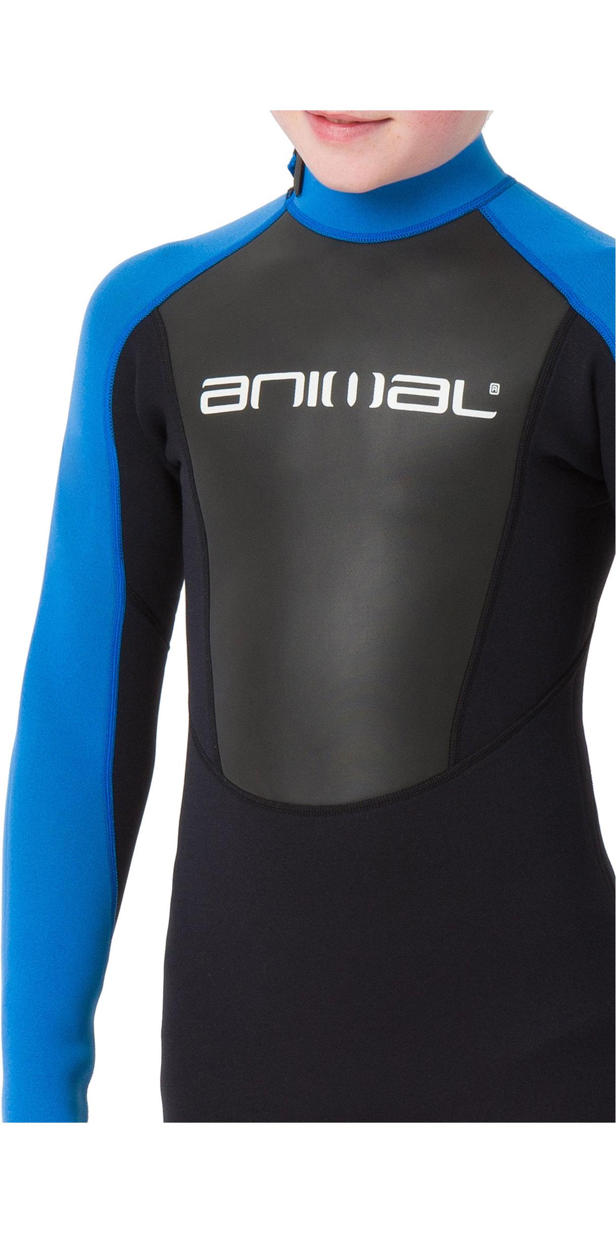 Neopreno Animal AX 32mm Back Zip Spring