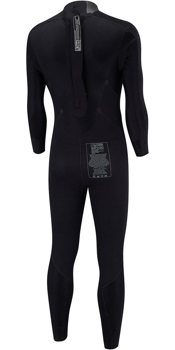 2018 Animal Lava 4/3mm GBS Back Zip Wetsuit Dark Navy AW8SN104