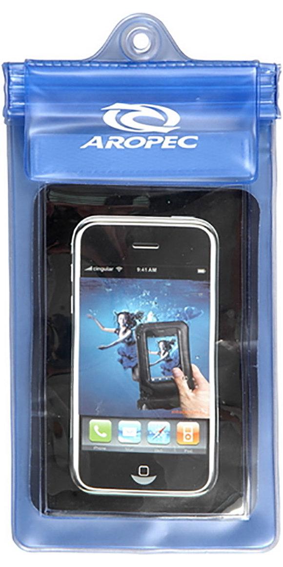 2019 Aropec Waterproof Mobile Phone Bag Blue BBAG01