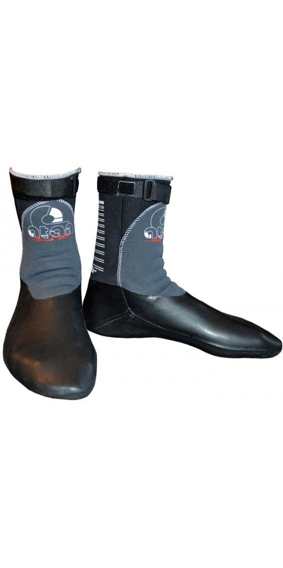 bb69bac3ac 2019 Atan Hot Mistral 6mm GBS Wetsuit Boots Black