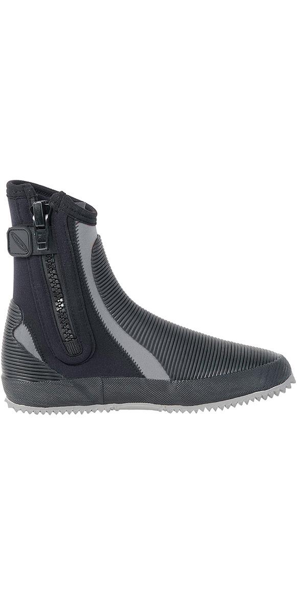 2019 Gul Junior All Purpose 5mm Boots in Black / Grey BO1276