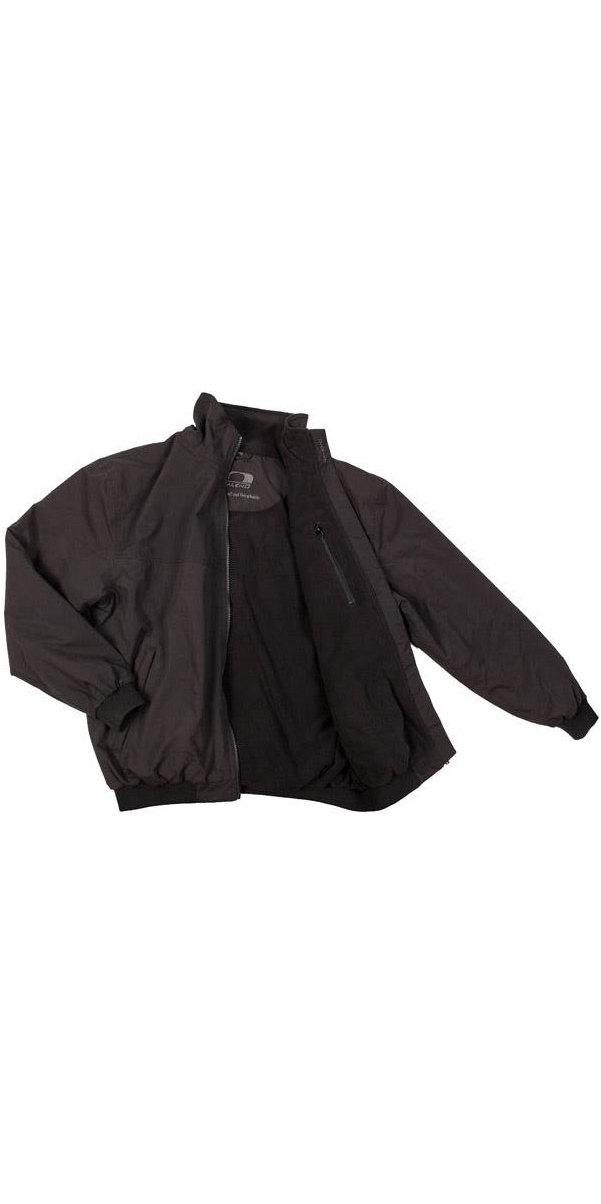 Baleno Typhoon Waterproof Fleece Lined Blouson Jacket Black 24105