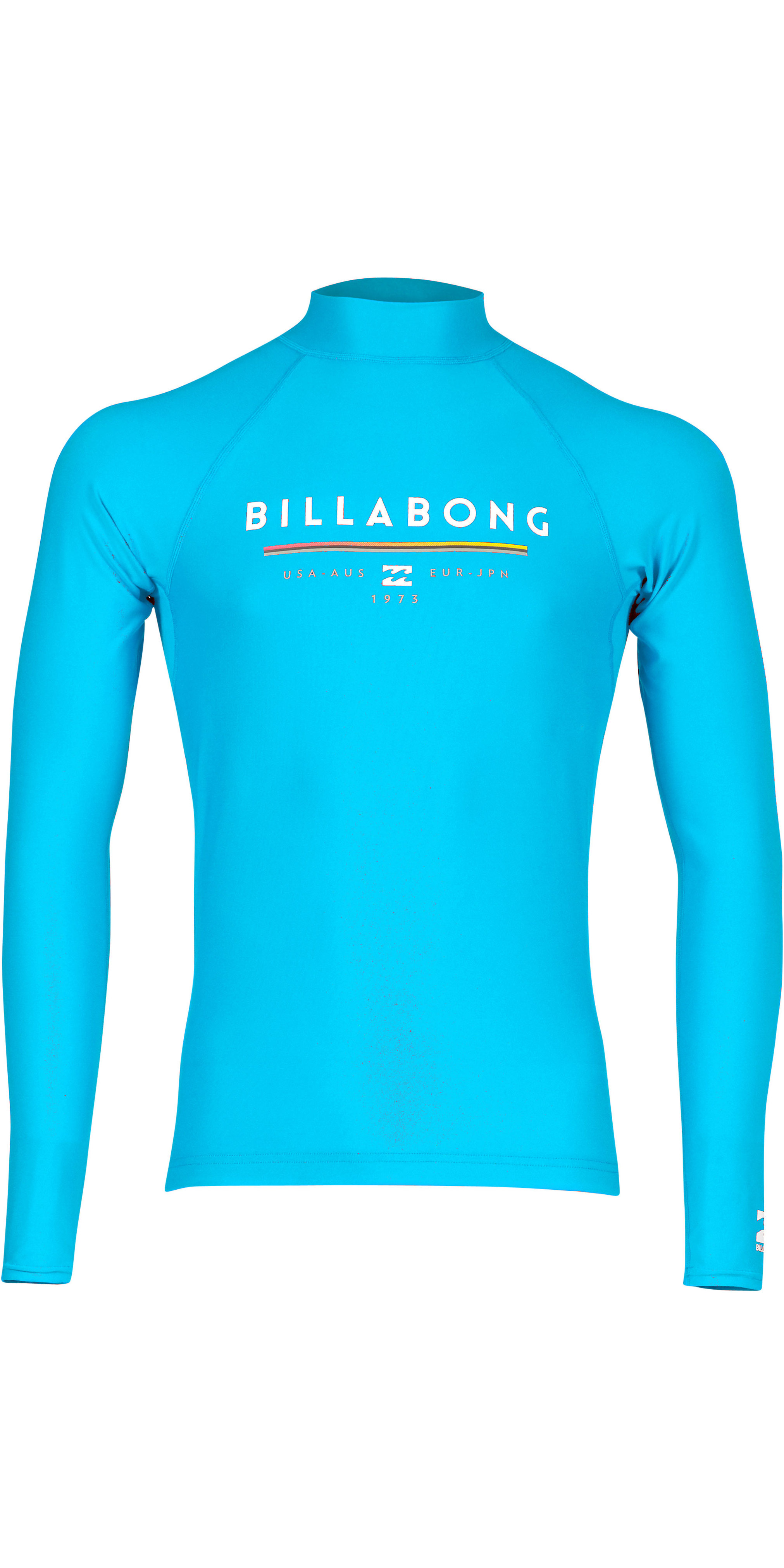 e9b48fe20c 2019 Billabong Junior Boys Unity Long Sleeve Rash Vest Artic N4ky10 - Long  Sleeve Rash Vests   Wetsuit Outlet