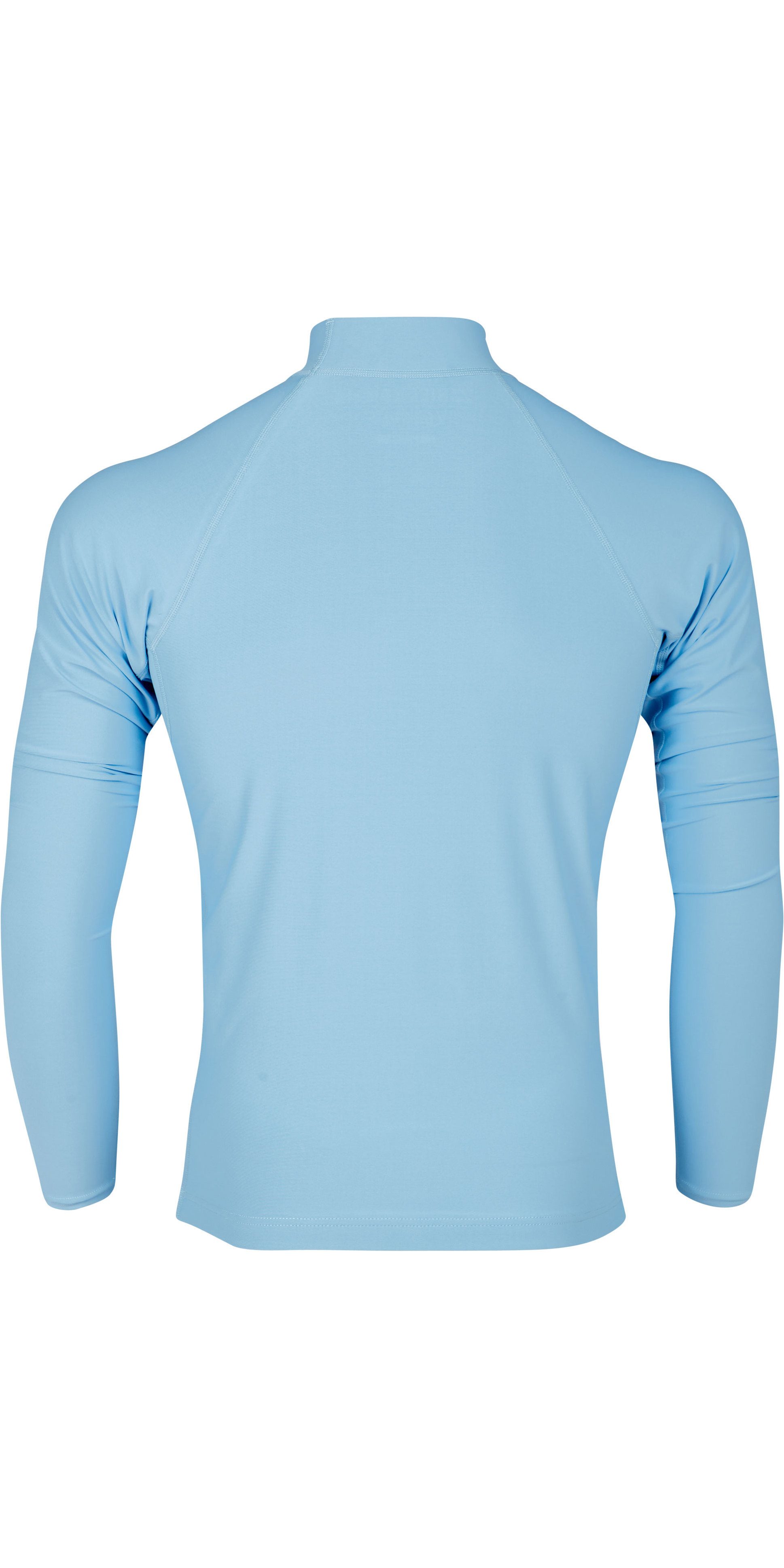 2019 Billabong Mens Unity Long Sleeve Printed Rash Vest Aqua Blue N4MY06