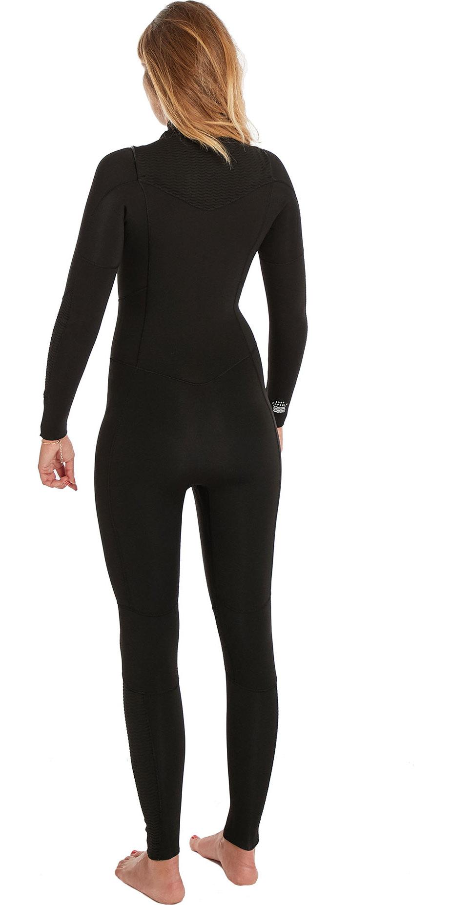 2019 Billabong Womens Salty Dayz 3 2mm Chest Zip Wetsuit Wave N43g30 ... 2d2fdaaaa