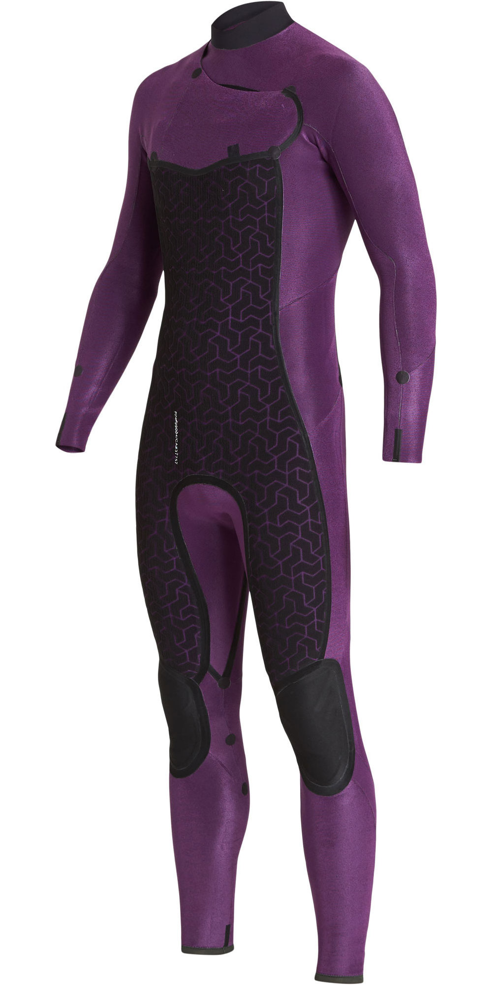 2019 Billabong Mens Furnace Absolute 4/3mm Chest Zip Wetsuit Black Q44M09