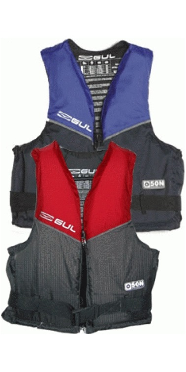 Gul Cowes 50N Buoyancy Aid - BLUE XL ONLY