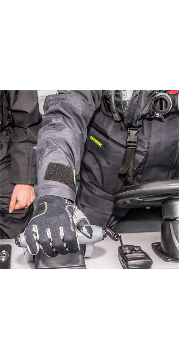 2020 Crewsaver 3mm Tri-Season Gloves Black 6952