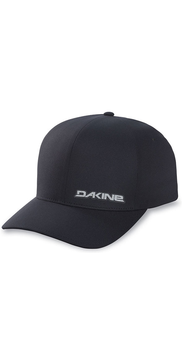 Dakine Delta Rail Hat Black 10001262