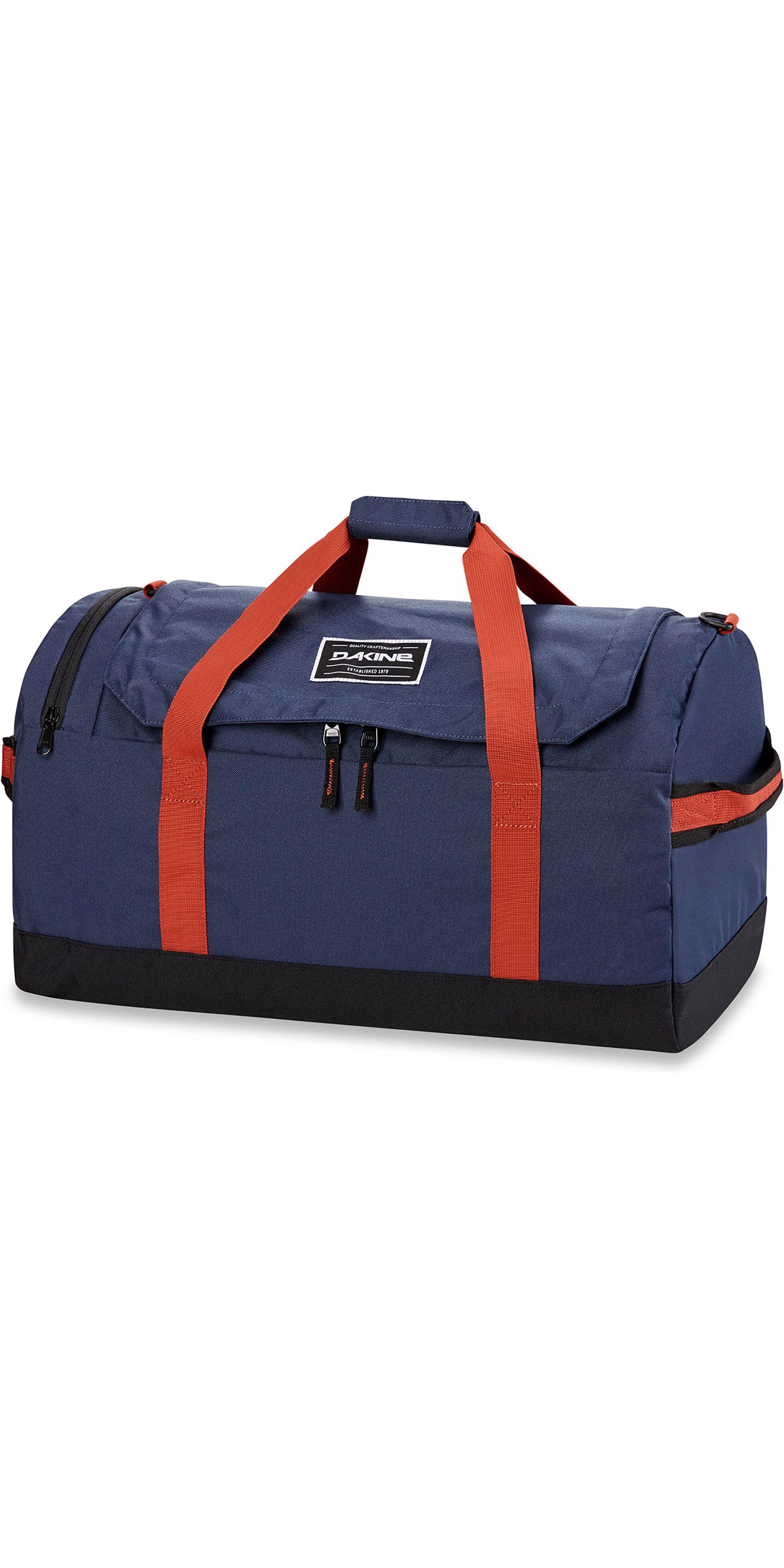 f3505b13f081 2019 Dakine EQ Duffle Bag 50L Dark Navy 10002061
