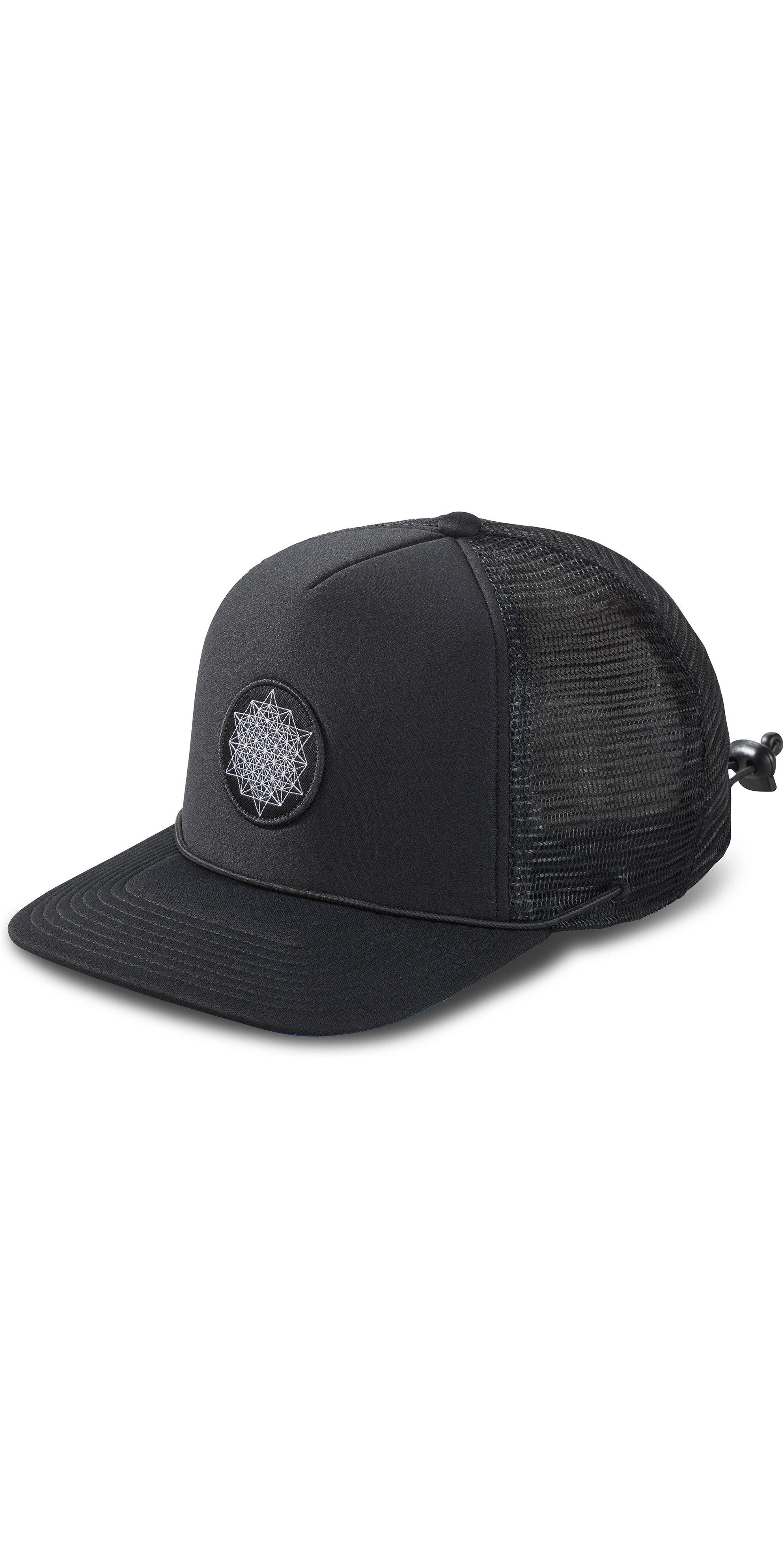 b99cf8f6c991f 2019 Dakine Kassia Lock Trucker Cap Black 10002468 - Accessories - Mens -  Clothing - by | Wetsuit Outlet