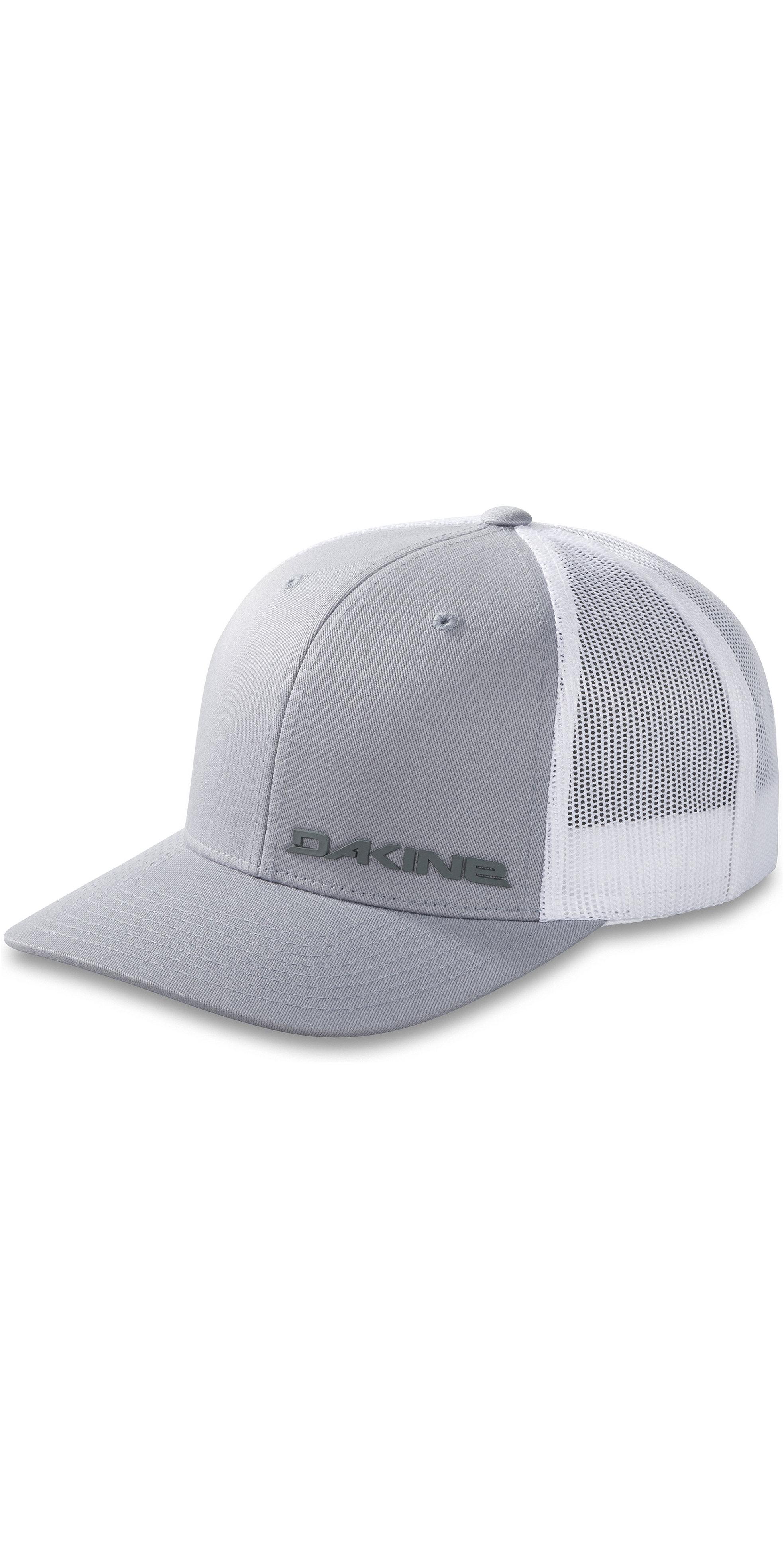 f6a62ec178217 2019 Dakine Rail Trucker Hat Grey 10002455 - Accessories - Mens - Clothing  - by Dakine | Wetsuit Outlet