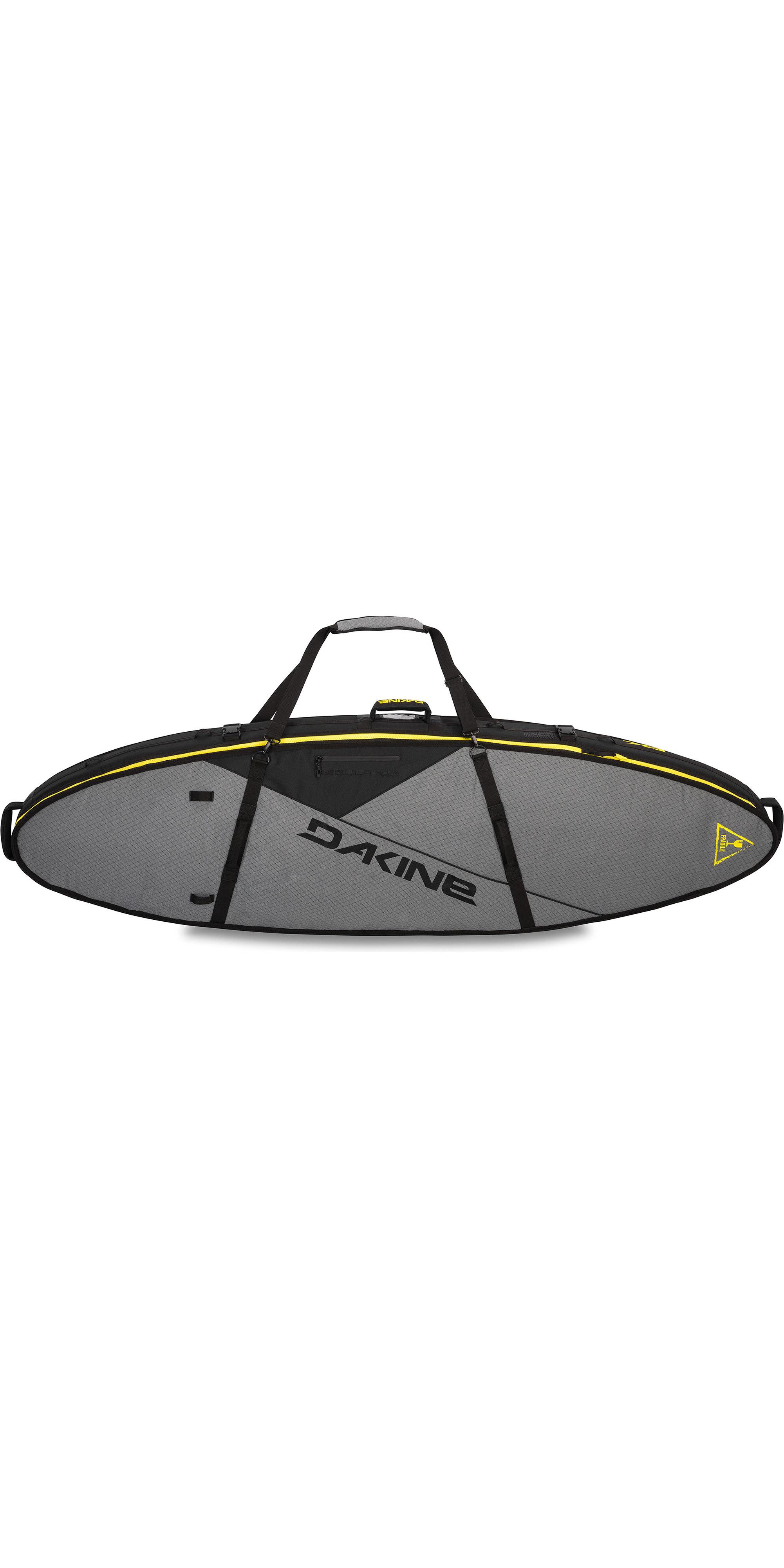2019 Dakine Regulator Triple Surfboard Bag 7'0 Carbon 10002308