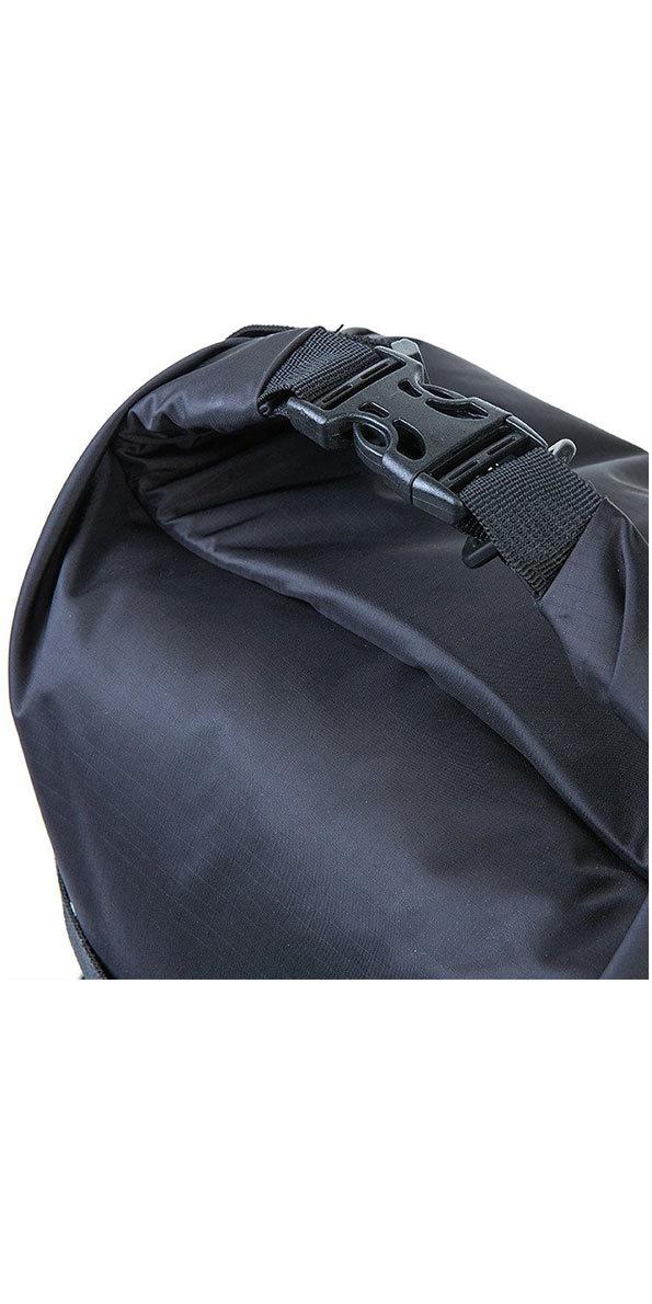 2018 Dryrobe Compression Travel Bag Black Back Packs