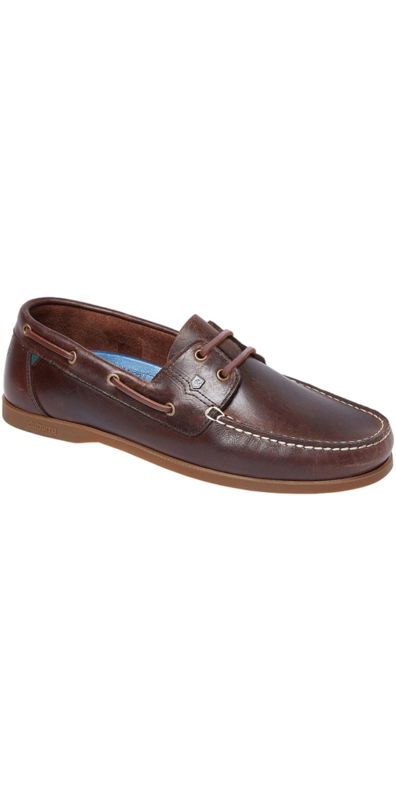 2019 Dubarry Port Deck Shoes Old Rum 3735