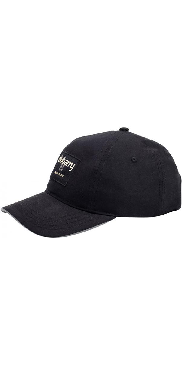 Dubarry Achill Cap Black 9754