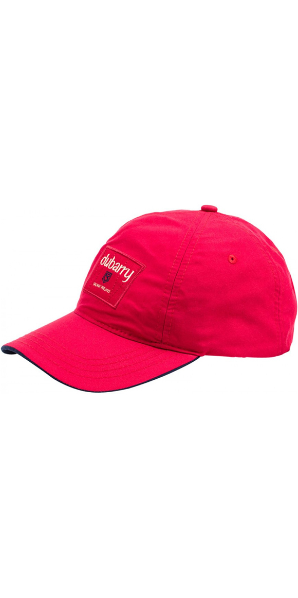 2018 Dubarry Achill Cap Red 9754 - 9754 - Caps   Accessories - Sailing -  Dinghy - by Dubarry  48febda4b5e6