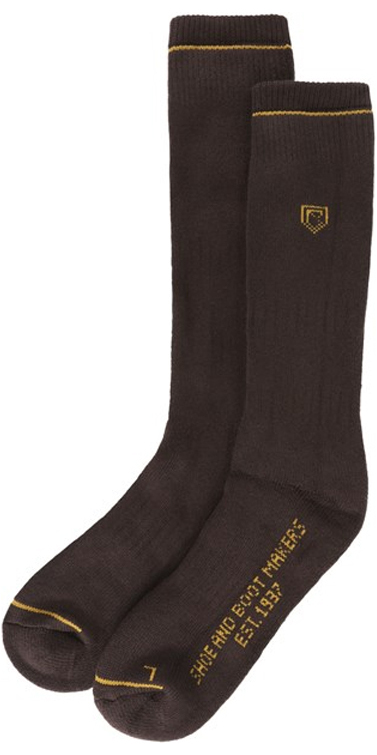 2019 Dubarry Boot Socks Short Brown 9625