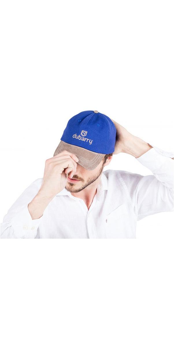 Dubarry Cotton Cap Cobalt Blue 8669