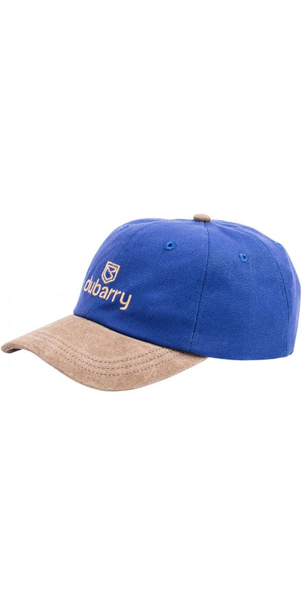 f7c4c9532 2019 Dubarry Cotton Cap Cobalt Blue 8669