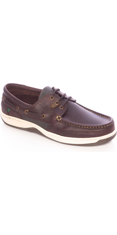 2019 Dubarry Regatta Deck Shoes Old Rum 3869
