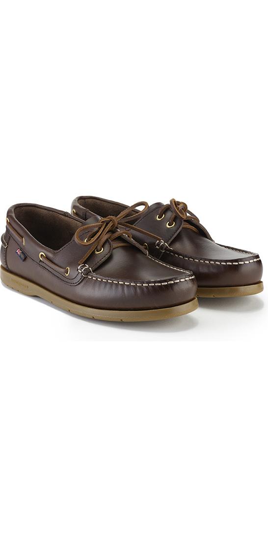 551041d16ad0 2019 Henri Lloyd Arkansa Deck Shoe Cyclone Seafox Caramel F94412 2ND -  Other Seconds