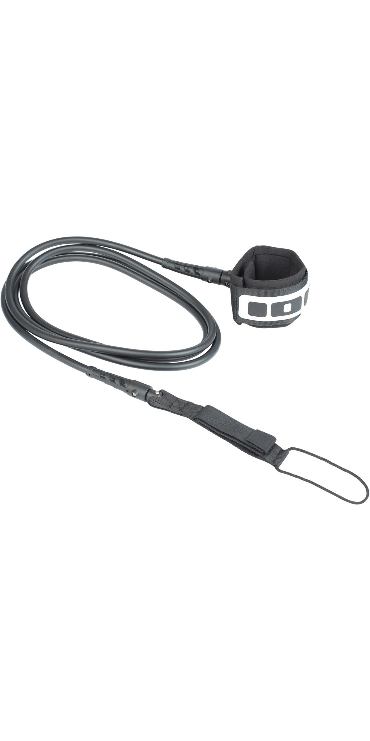 Fanatic Ion 10'0 SUP Core Leash Black 48700