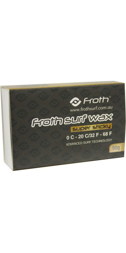2019 Froth Surf Wax - Single - Super Sticky