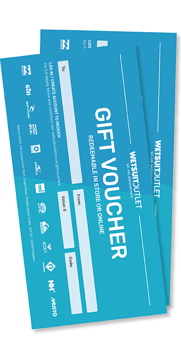 Wetsuit Outlet Gift Voucher