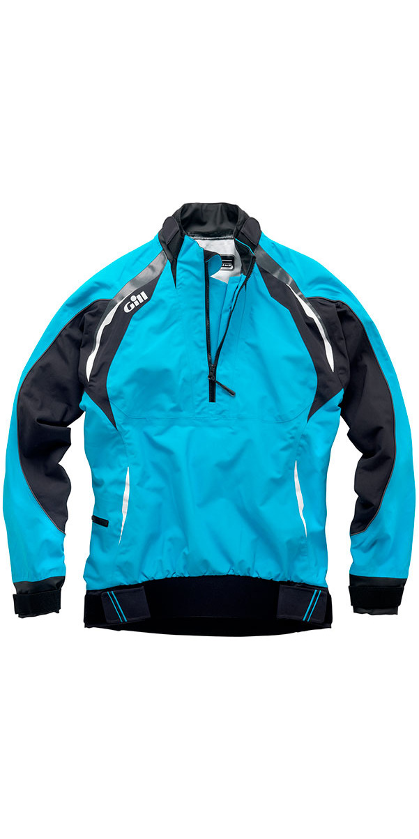 Gill Ladies Pro Top in Turquoise/Graphite 4358W