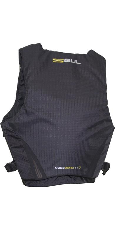2019 GUL Code Zero Evo Buoyancy Aid BLACK GM0379-A9