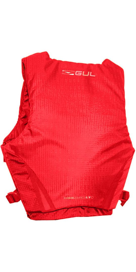 2019 GUL Code Zero Evo Buoyancy Aid RED GM0379-A9