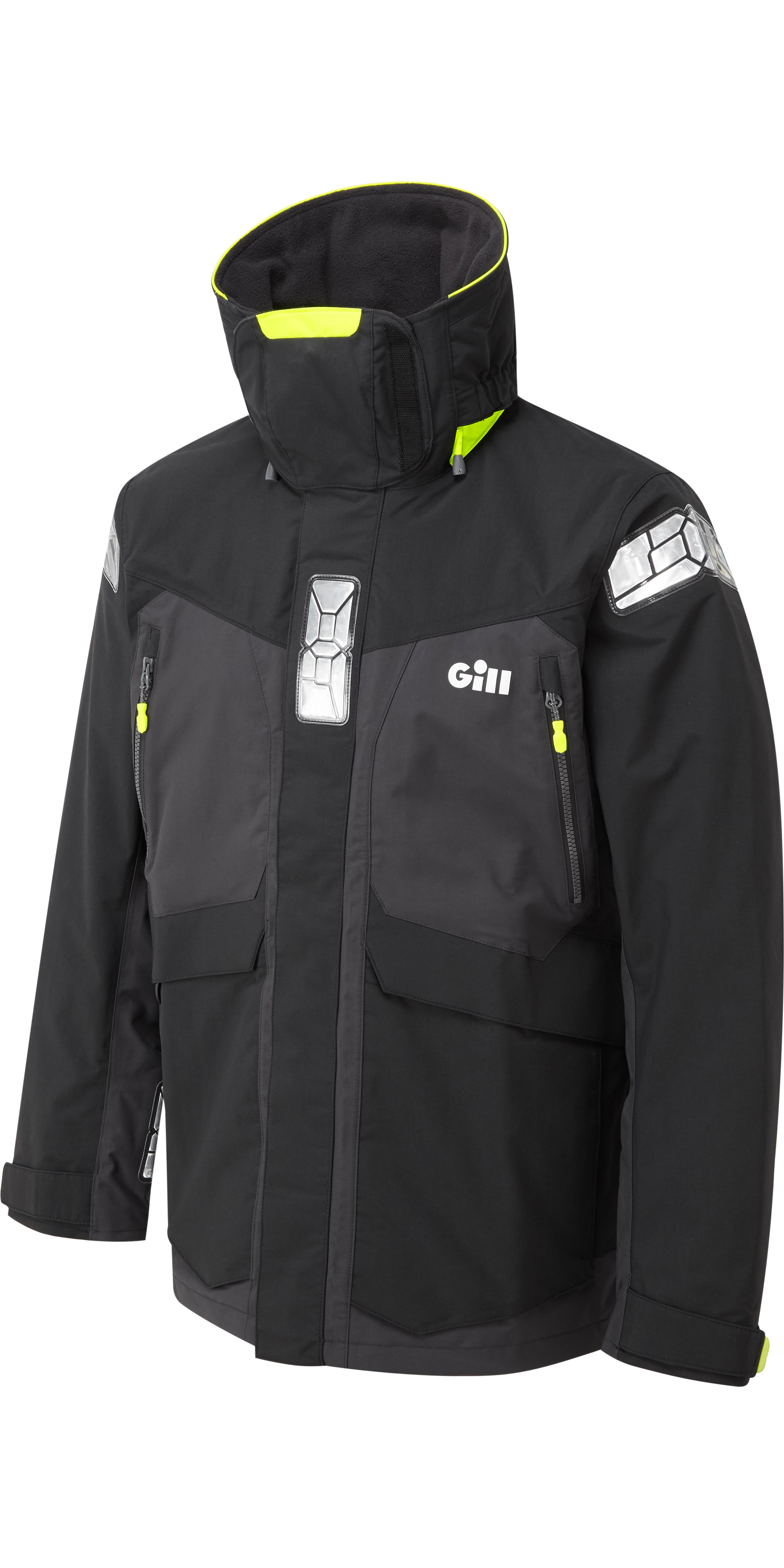 2020 Gill OS2 Mens Offshore Jacket & Trouser Combi Set - Black