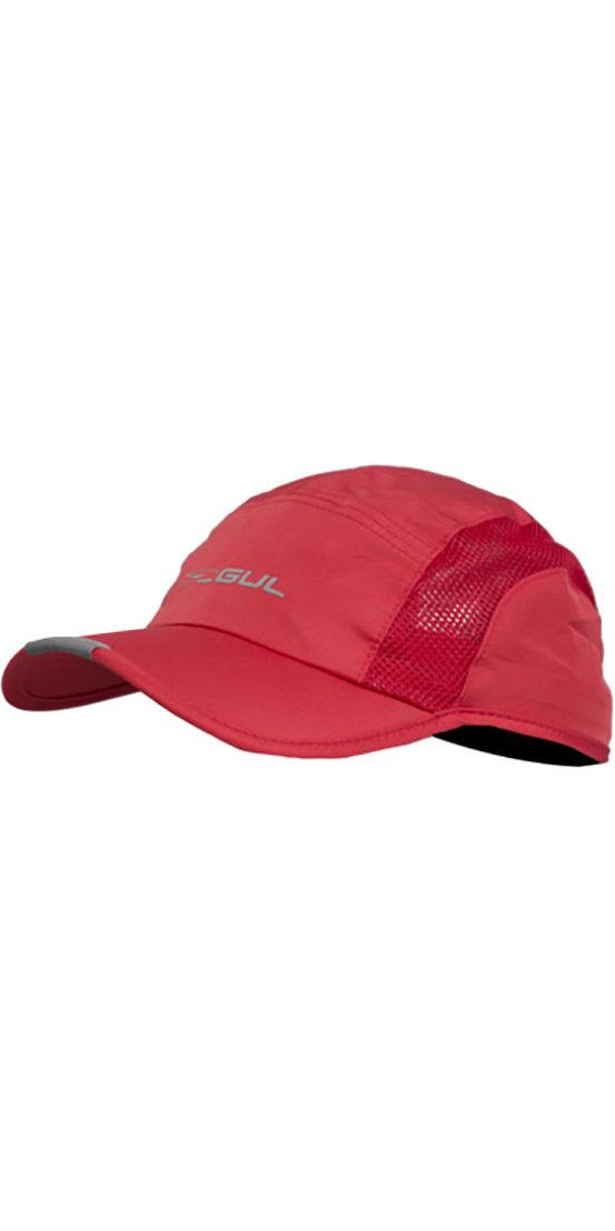2019 Gul Code Zero Race Cap Red AC0119-B4