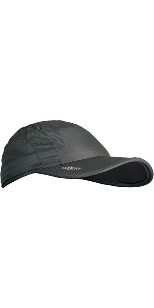 2018 Gul Evo Dry Folding Cap Black AC0120-B4