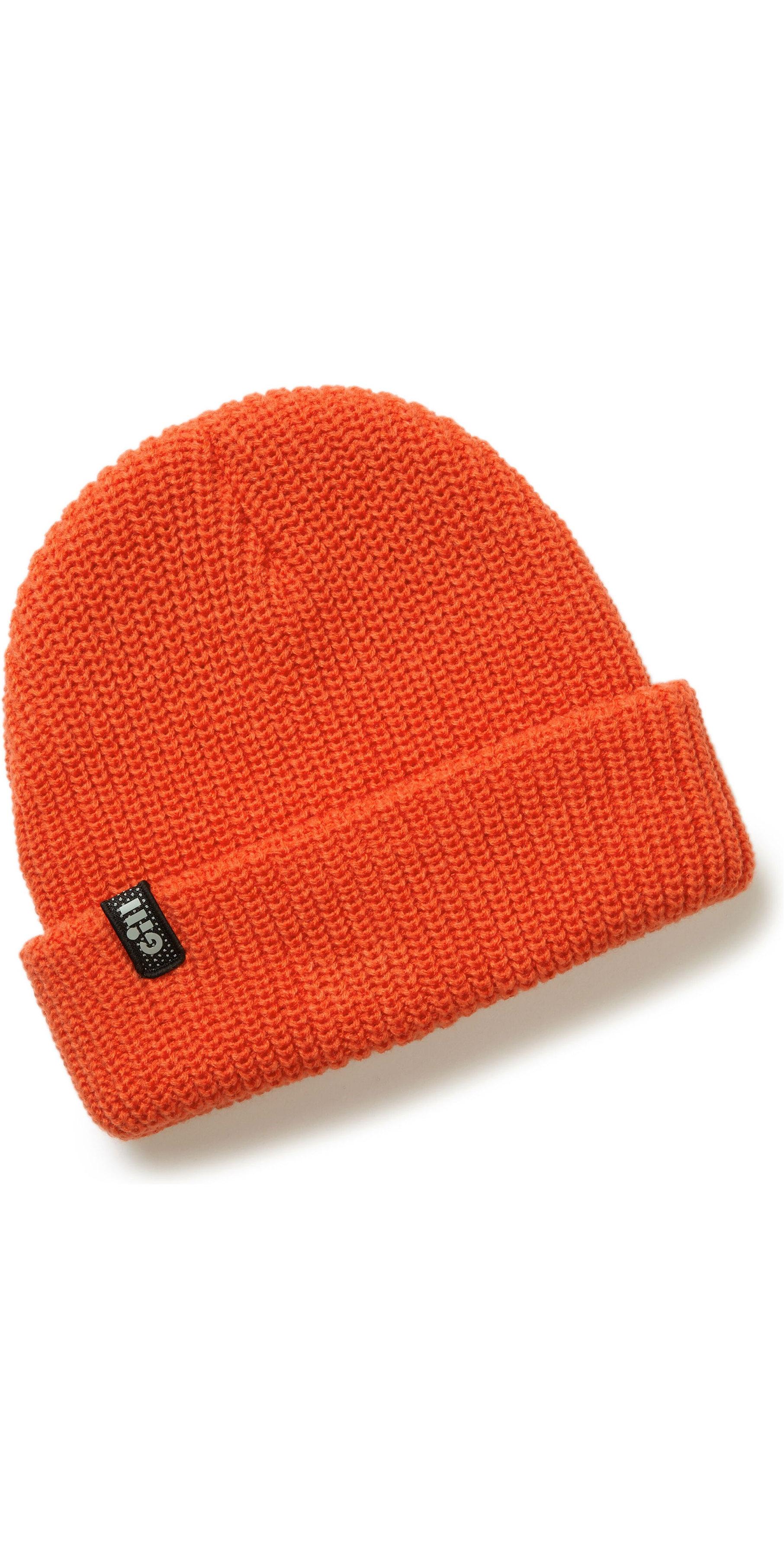 2019 Gill Floating Knit Beanie Orange HT37