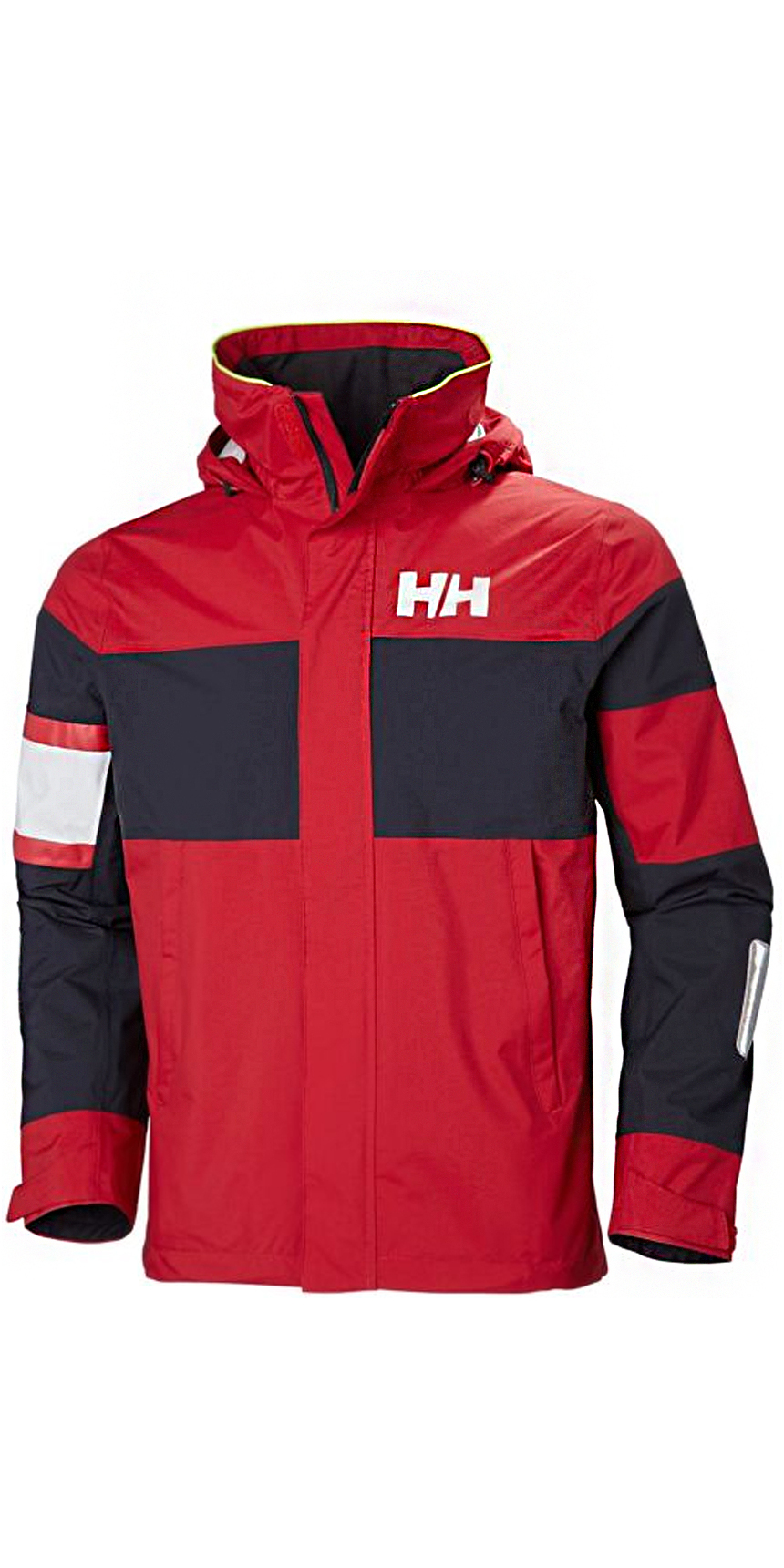 50bd5b6f 2019 Helly Hansen Salt Light Jacket Alert Red 33911 - Helly Hansen Sailing  Jackets - Jackets   Wetsuit Outlet