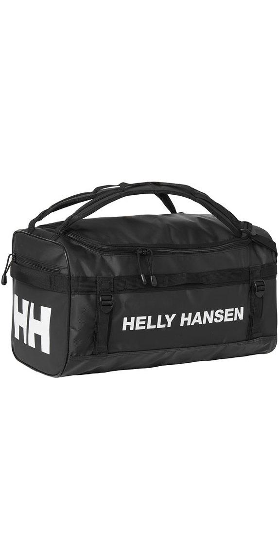 4df11b57ff 2018 Helly Hansen 30L Classic Duffel Bag 2 0 Xs Black 67166 ...