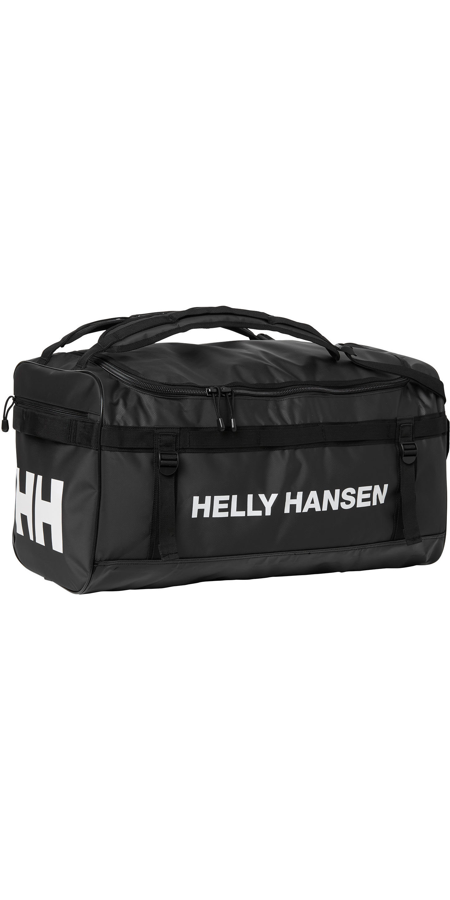 2885e419acd 2019 Helly Hansen 50L Classic Duffel Bag 2 0 S Black 67167 - Holdall -  Luggage Dry Bags - by | Wetsuit Outlet