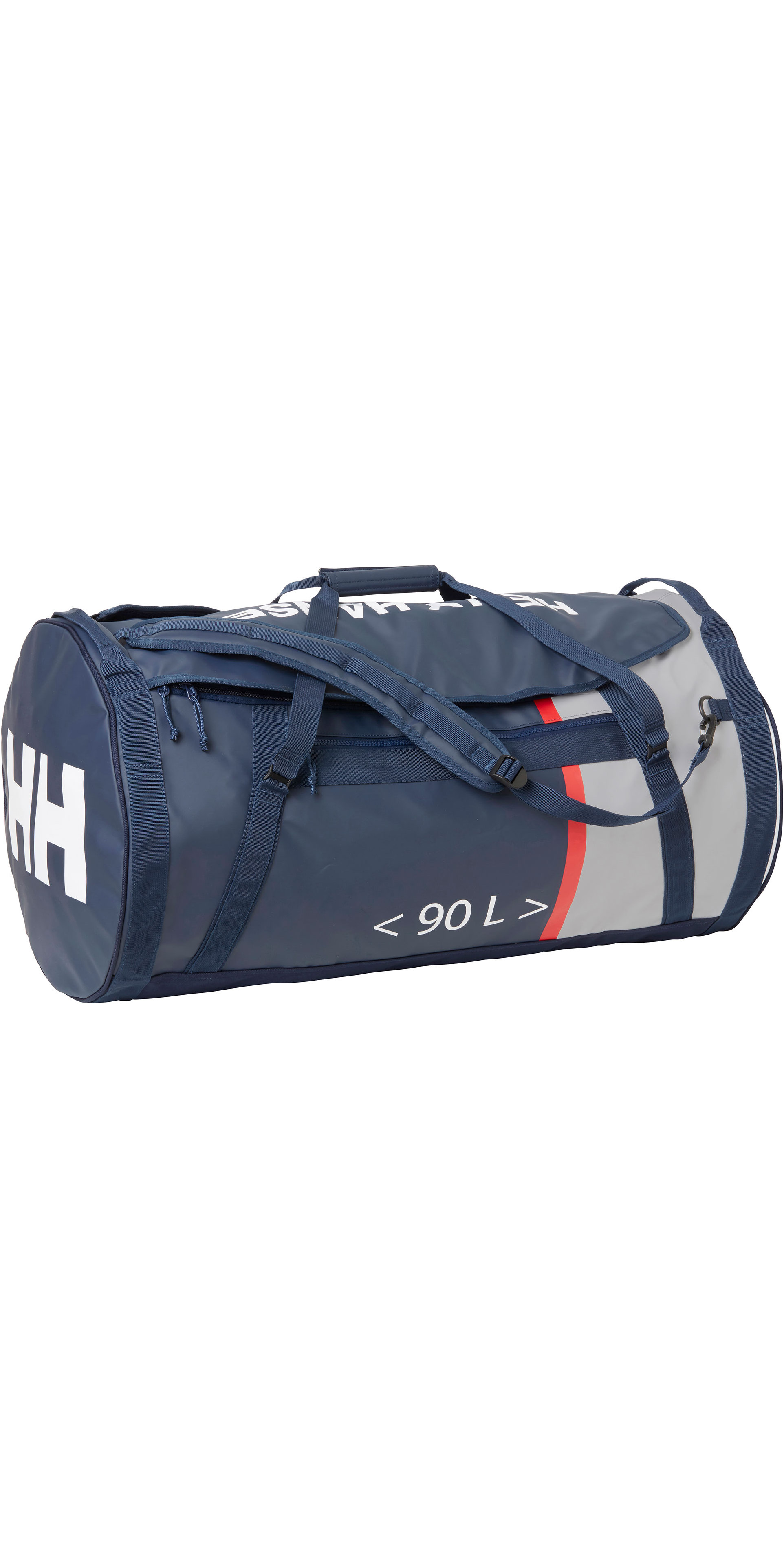 16a40e4537 2019 Helly Hansen 90L Duffel Bag 2 Evening Blue 68003 - Holdall - Luggage  Dry Bags - by Helly | Wetsuit Outlet