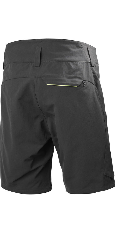 Helly Hansen Crewline Cargo Shorts Ebony 33937