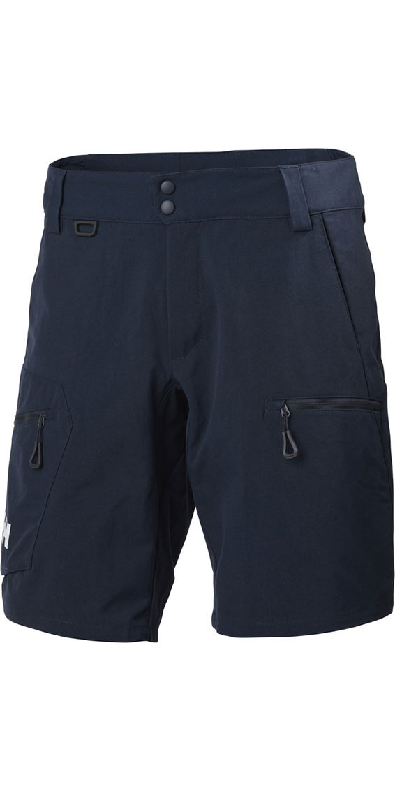 5efe1981ef 2018 Helly Hansen Crewline Cargo Shorts Navy 33937 - Technical Sailing  Shorts - Shore Wear - | Wetsuit Outlet