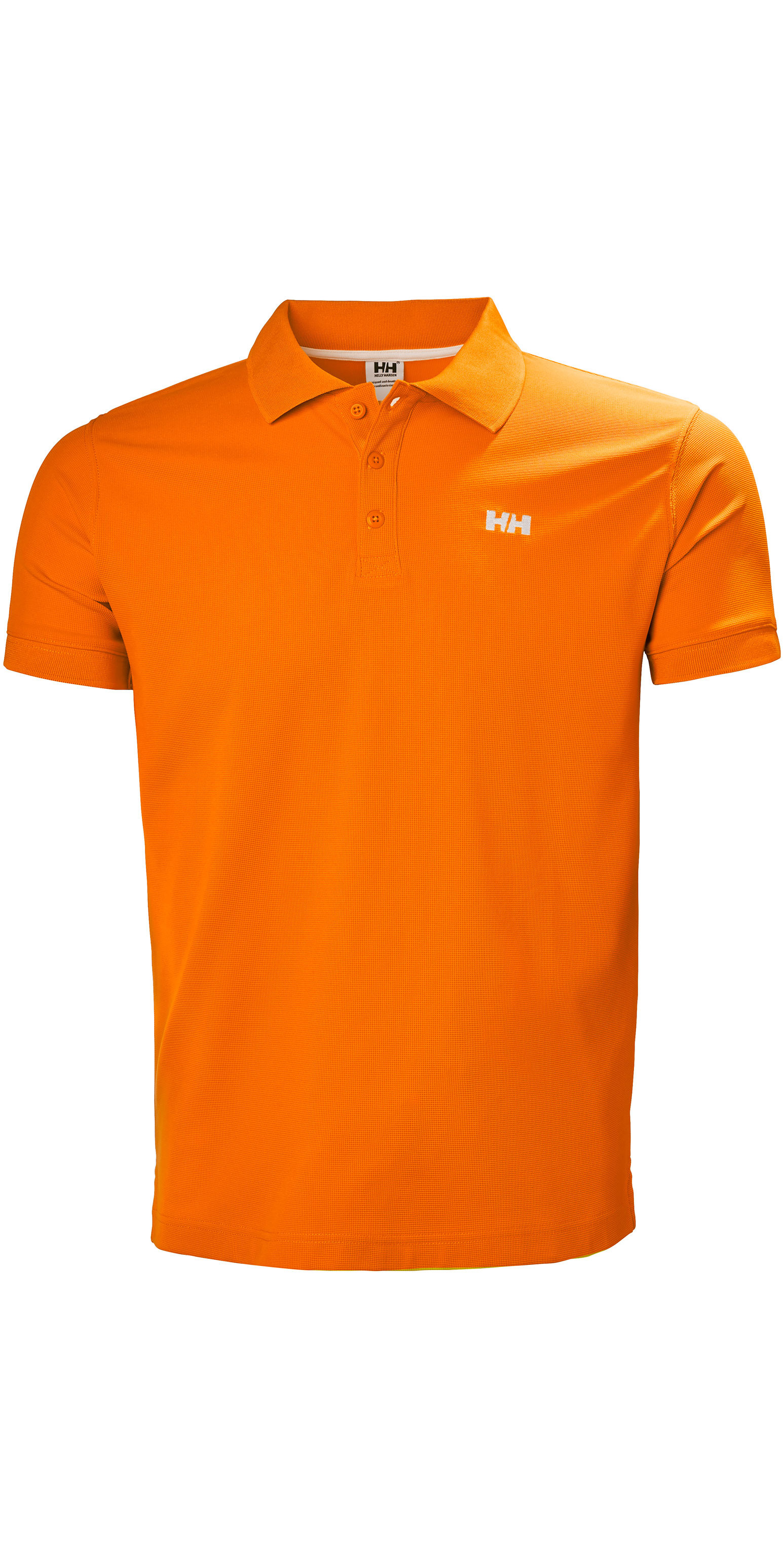 6856cc9350 2019 Helly Hansen Driftline Polo Shirt Blaze Orange 50584 - Polo Shirts -  Shore Wear - Sailing | Wetsuit Outlet